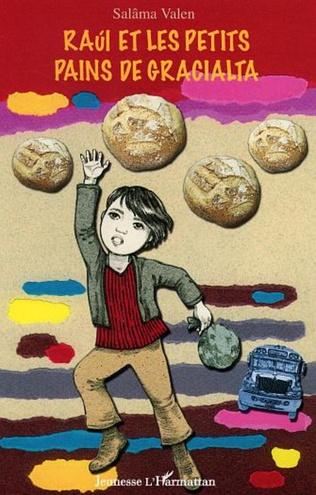 Couverture Raùl et les petits pains de Gracialta
