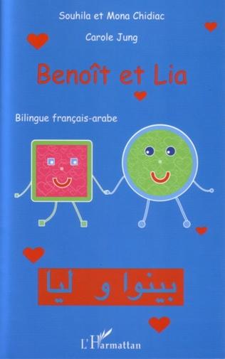 Couverture Benoît et Lia