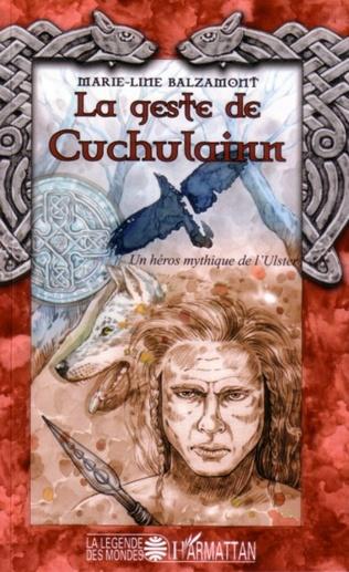 Couverture La geste de Cuchulainn