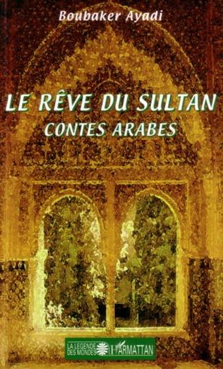 Couverture Le rêve du sultan