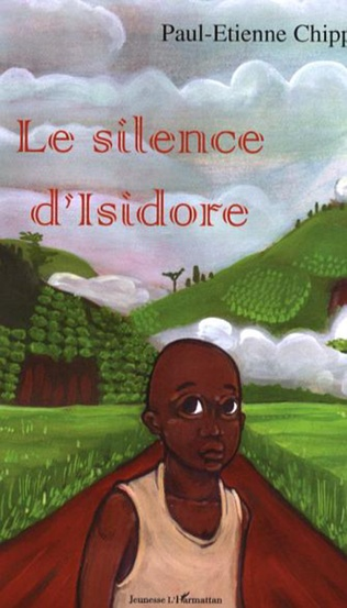 Couverture Le silence d'Isidore