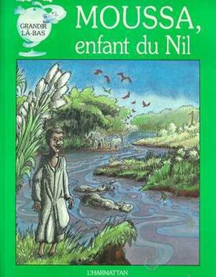 Couverture Moussa, enfant du Nil