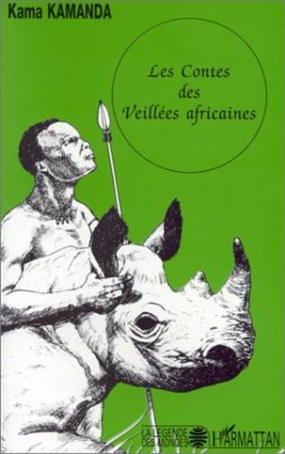 Couverture Contes des veillées africaines