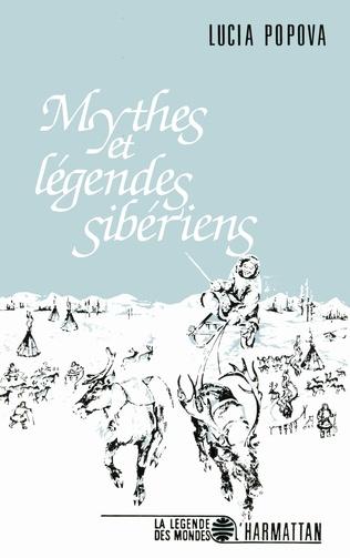 Couverture Mythes et légendes sibériens