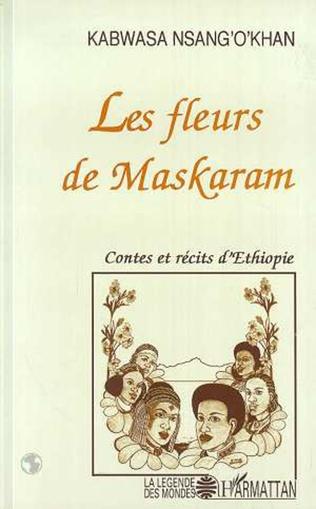 Couverture Les fleurs de Maskaram