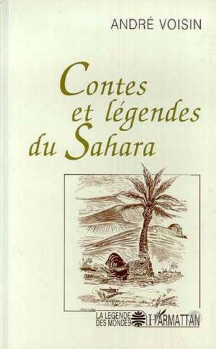Couverture Contes et légendes du Sahara
