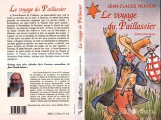 Couverture Le voyage du Paillassier