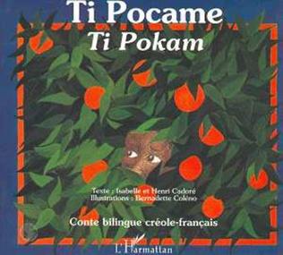 Couverture Ti Pocam - Ti Pokam