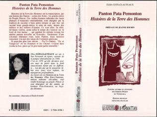 Couverture Panton Pata Pemonton