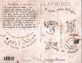 Couverture Lambidou et autres contes bilingues