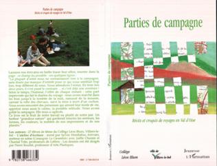 Couverture Parties de Campagne