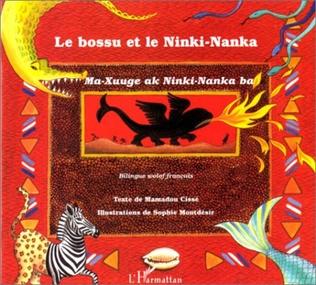 Couverture Le bossu et le Ninki-Nanka