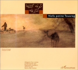 Couverture Nofa petite touareg