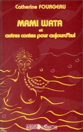 Couverture Mami Wata et autres contes pour aujourd'hui