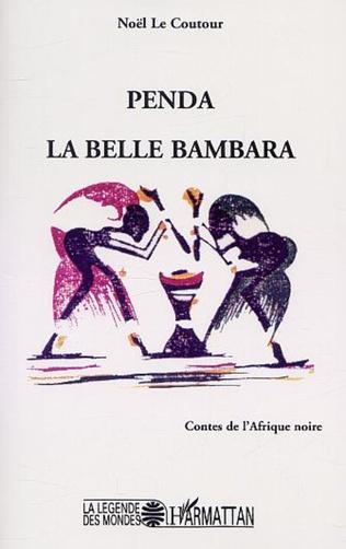 Couverture PENDA LA BELLE BAMBARA