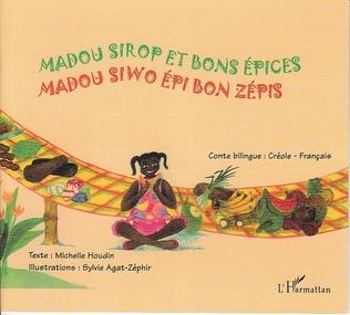Couverture MADOU SIROP ET BONS ÉPICES