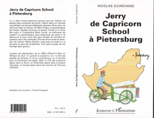 Couverture JERRY DE CAPRICORN SCHOOL À PIETERSBURG