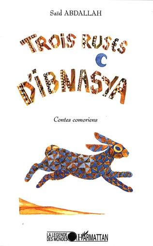Couverture TROIS RUSES D'IBNASYA