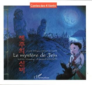 Couverture Le mystère de Jeju