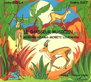 Couverture Le chasseur musicien