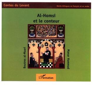 Couverture Al-Homsi et le conteur