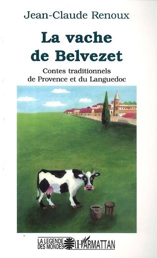 Couverture La vache de Belvezet