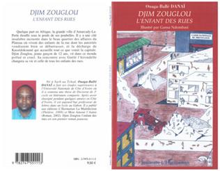 Couverture Djim Zouglou l'enfant des rues