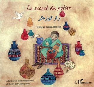Couverture Le secret du potier