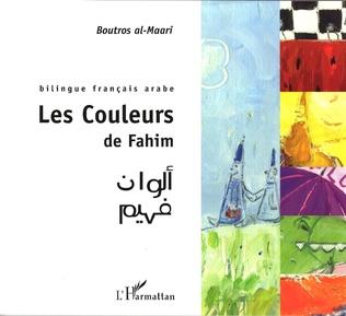 Couverture Les couleurs de Fahim