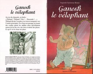 Couverture Ganesh le vélophant