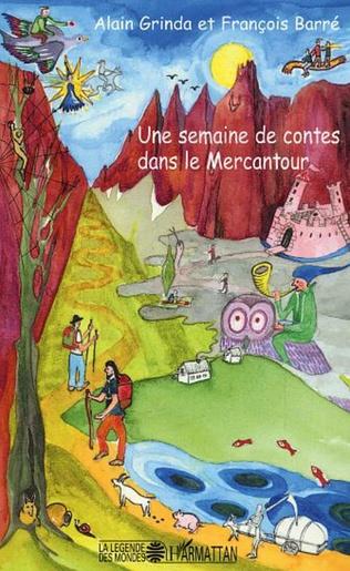 Couverture Une semaine de contes dans le Mercantour