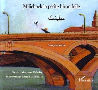 Couverture Milichack la petite hirondelle