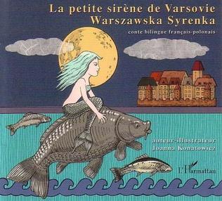 Couverture La petite sirène de Varsovie