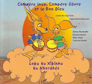 Couverture Compère loup, Compère lièvre et le Bon Dieu