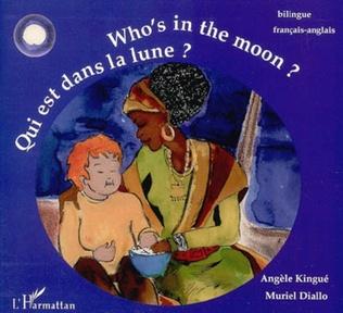 Couverture Qui est dans la lune