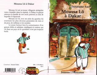 Couverture Moussa Lô à Dakar