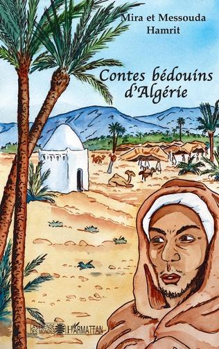 Couverture Contes bédouins d'Algérie
