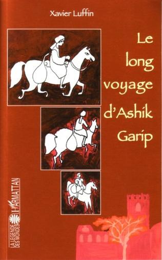 Couverture Le long voyage d'Ashik Garip