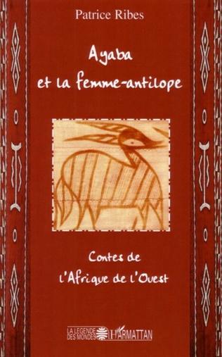 Couverture Ayaba et la femme antilope