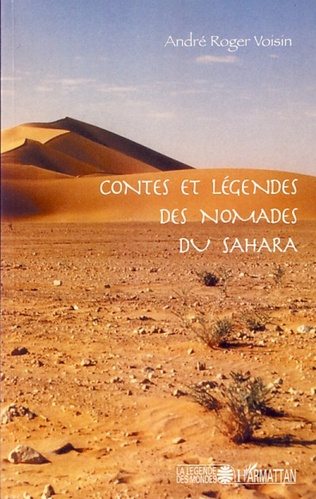 Couverture Contes et légendes des nomades du Sahara