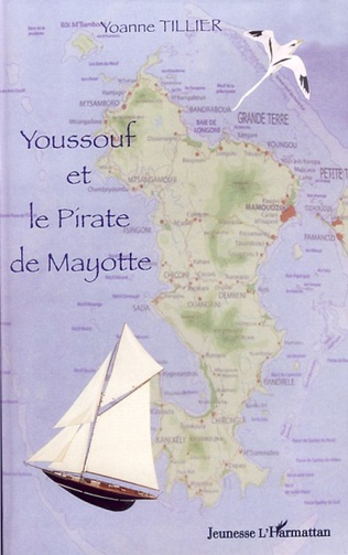 Couverture Youssouf et le pirate de Mayotte