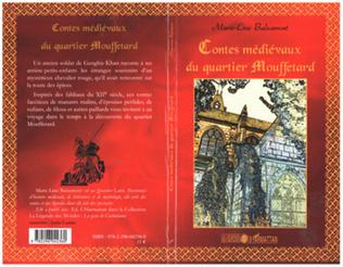 Couverture Contes médiévaux du quartier Mouffetard