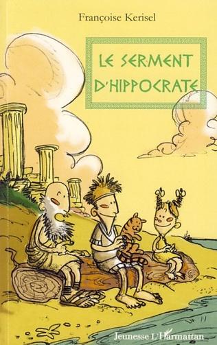 Couverture Le serment d'Hippocrate