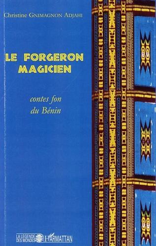 Couverture Le forgeron magicien