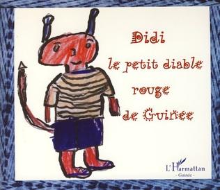 Couverture Didi le petit diable rouge de Guinée