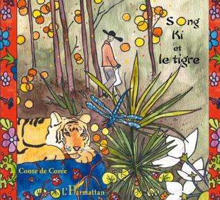Couverture Song Ki et le tigre