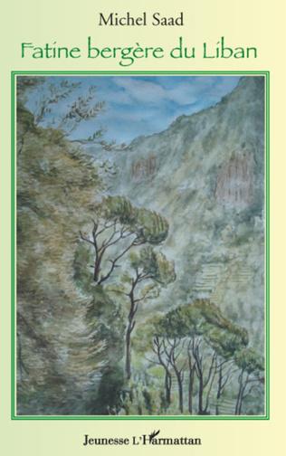 Couverture Fatine bergère du Liban