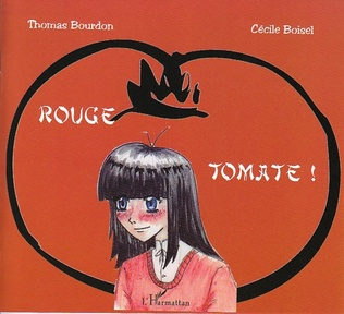 Couverture Rouge tomate !