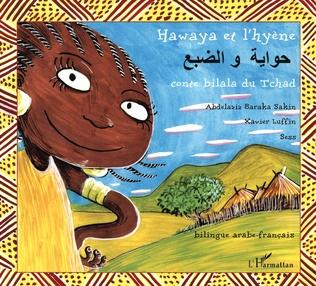 Couverture Hawaya et l'hyène