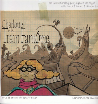 Couverture Charlotte et le train fantôme